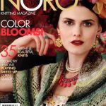 knitting magazine color blooms!